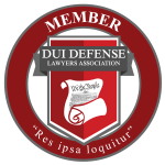 DUI Defense Lawyer Member of the DUI Defense Lawyers Association